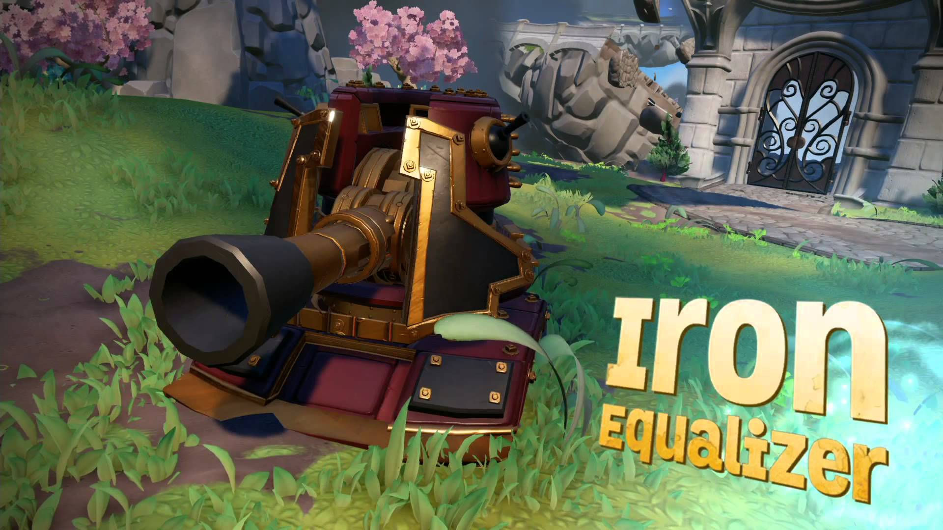 Iron Equalizers