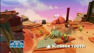 Skylanders Swap Force - Slobber Tooth Gameplay Vignette (Clobber and Slobber)