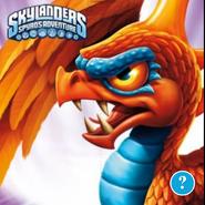 Hot Flash Skylanders