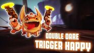 Skylanders SuperChargers - Double Dare Trigger Happy's Soul Gem Preview (No Gold, No Glory)