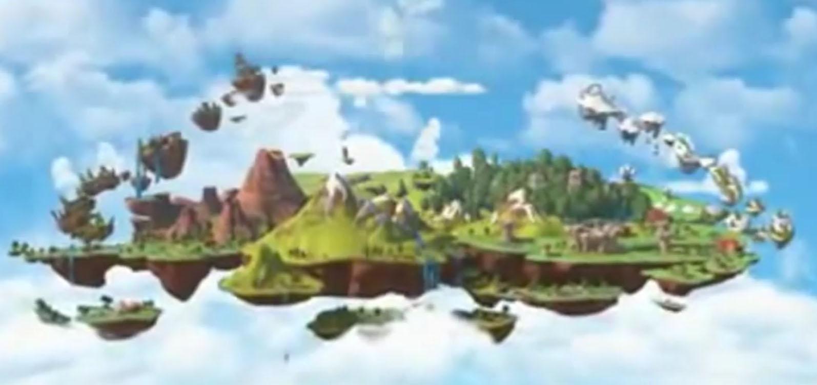 Radiant Isles