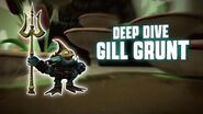 Skylanders SuperChargers - Deep Dive Gill Grunt's Soul Gem Preview (Fear the Fish)