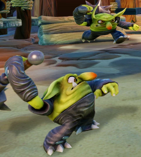 Troll Warriors