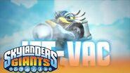 Meet the Skylanders Jet-Vac l Skylanders Giants l Skylanders
