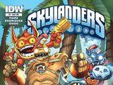 Skylanders Issue 5
