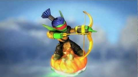 Skylanders Spyro's Adventure - Flameslinger Trailer (Let the Flames Begin)