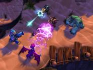 Onthego battlegrounds feature