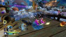 Let's Play Skylanders Imaginators Official Mushroom River, Sky Fortress, and Thumpin' Wumpa Islands