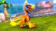 Skylanders Spyro's Adventure - Sunburn Trailer (Roast-N-Toast)