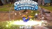 Skylanders Spyro's Adventure Spyro Trailer