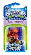 LightCore Wham-Shell toy package