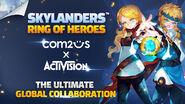 SkylandersRingofHeroes Activision Com2Us Promo