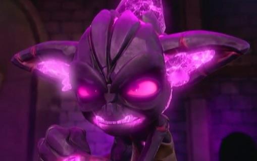Evil Glumshanks
