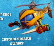 Instant Stealth Stinger