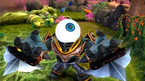Skylanders Giants - Eye-Brawl - Eye Brawler Path Guide