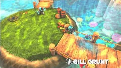 Découvrez Gill Grunt Series 1 !