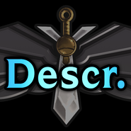 Description Discord Server Icon