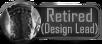 Design Lead Retired Role Icon