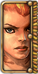 Characters World Selected Side Tab Icon