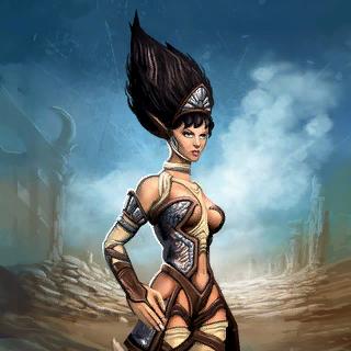 Bandit Sorceress Card Artwork.png