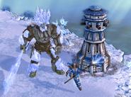 Frost Scene