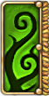 The Curse Plot Selected Hover Side Tab Icon