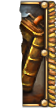 History World Hover Side Tab Icon
