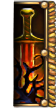 The Titans Plot Hover Side Tab Icon