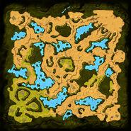 Passage to Darkness Map 3 Minimap