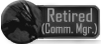 Community Manager Retired Role Icon
