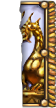 The Treasure and the King Plot Hover Side Tab Icon