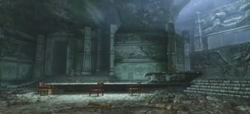 Sky Haven Temple and Alduin's Wall