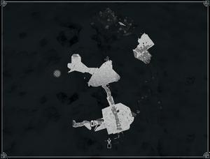 Karte der unteren Müllgrube