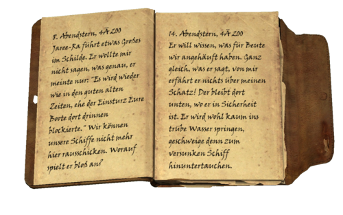 Hargars Tagebuch Seite 1.png
