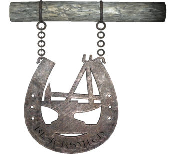 Versengter Hammer