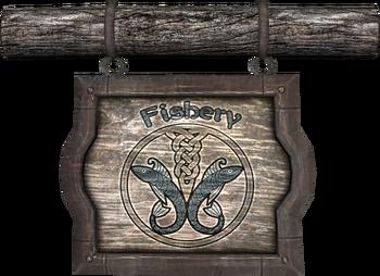 Fischerei von Rifton