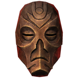 Drachenpriestermasken