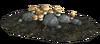 Koboldschemel wie er in Höhlen gefunden werden kann