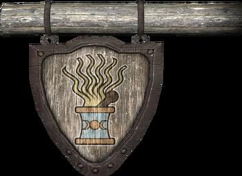 Arcadias Kupferkessel