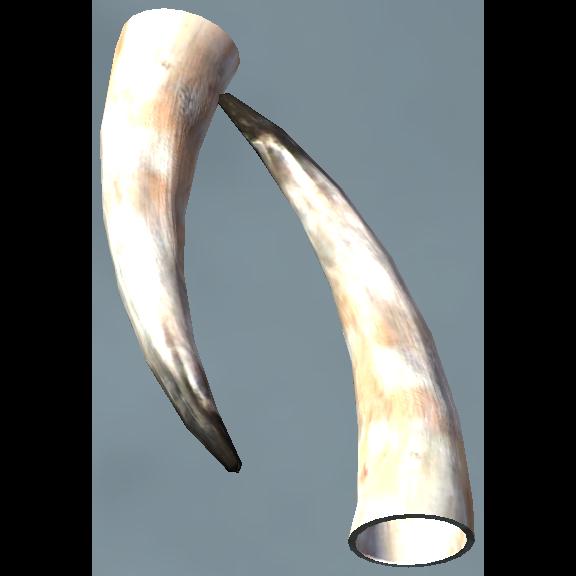 Wall Sconces Skyrim : Goat Horns - Skyrim Wiki
