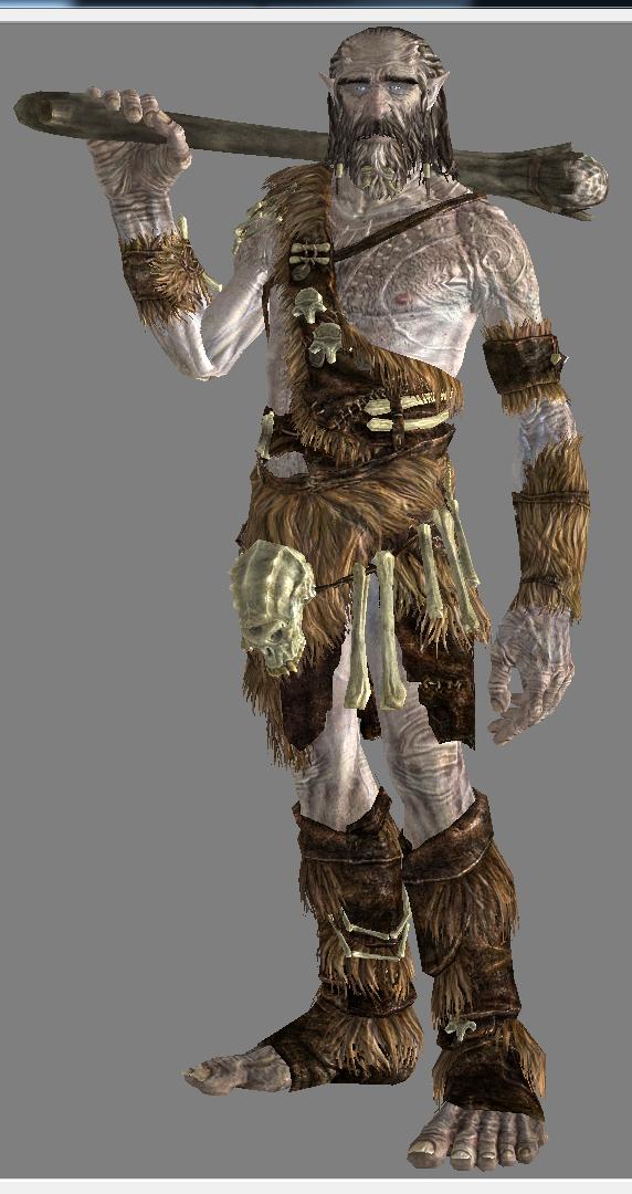 Skyrim giant