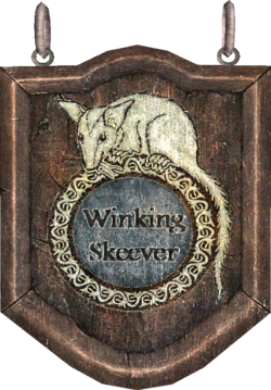 The Winking Skeever