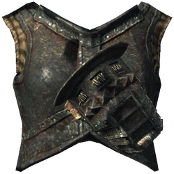 Banded Iron Armor