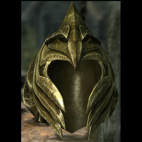 Elven Light Helmet
