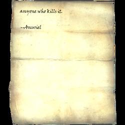 anyone who kills their leader. --Anuriel