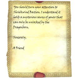 LetterfromaFriend ShriekwindBastion Pg2.png