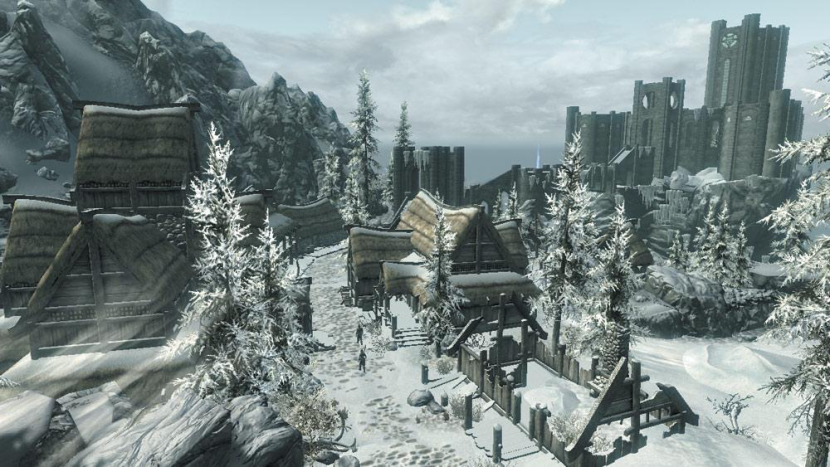 Where In Winterhold Can I Cook Food
