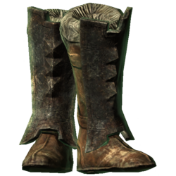 Iron Boots of Lifting