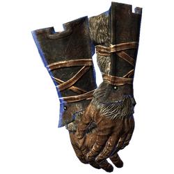 Iron Gauntlets of Minor Alchemy