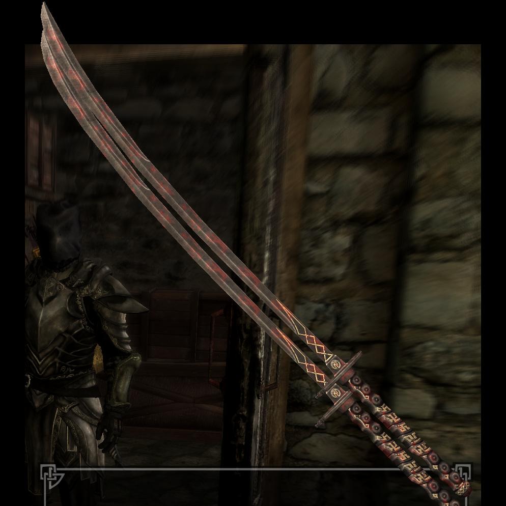 Ebony Blade - Skyrim Wiki